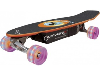 $100 off Maverix Monster Electric Skateboard