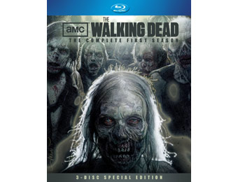 70% off Walking Dead: First Season (3-Disc Special Edition Blu-ray)