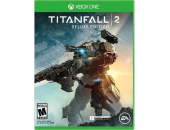 $55 off Titanfall 2 Deluxe Edition - Xbox One