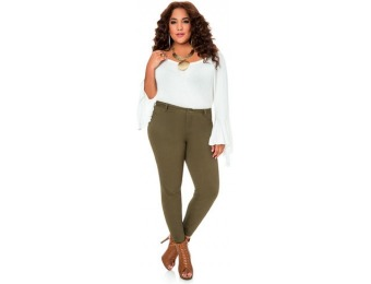 42% off Ashley Stewart Ultra Soft Jegging