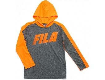 80% off Boys (8-20) Fila Performance Hoodie