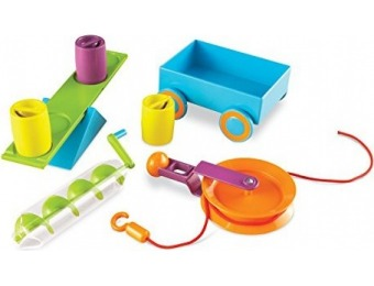 67% off Learning Resources Stem Simple Machines Activity Set