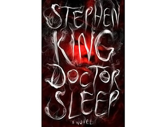 50% off Doctor Sleep by Stephen King (Hardcover) Pre-Order