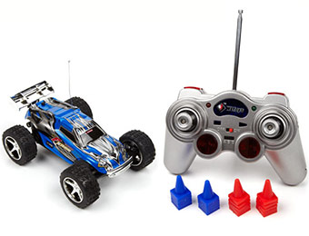 $30 off Speed Racing 1:52 20MPH Electric RTR RC Truggy