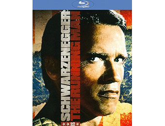 $12 off The Running Man Blu-ray