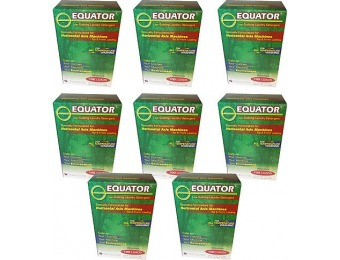 88% off Equator HE Detergent 1 case (800 loads)
