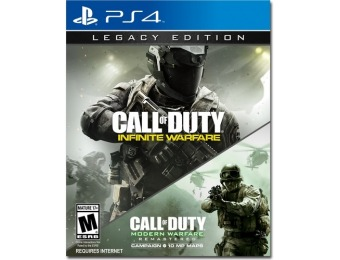 81% off Infinite Warfare Legacy Edition - PlayStation 4