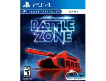 50% off Battlezone - PlayStation 4