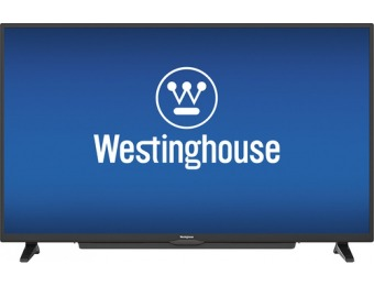 "$370 off Westinghouse 50"" LED 2160p Smart 4K Ultra HD TV"