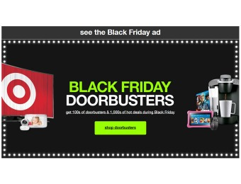Target 10 Days of Deals - Target.com Black Friday Deals