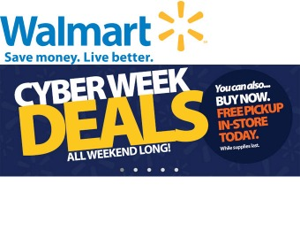 Shop Walmart Black Friday & Cyber Week Deals