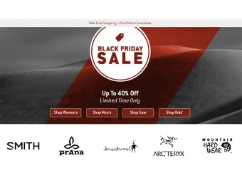 Backcountry Black Friday Sale - Tons of Great Deals