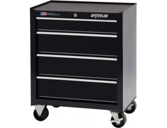 54% off Waterloo 4-Drawer Ball-Bearing Steel Tool Cabinet