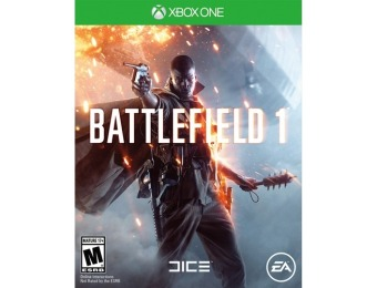 67% off Battlefield 1 - Xbox One
