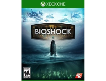 58% off BioShock: The Collection - Xbox One