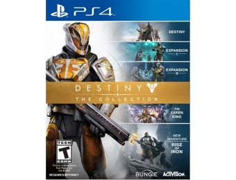 33% off Destiny: The Collection - PlayStation 4