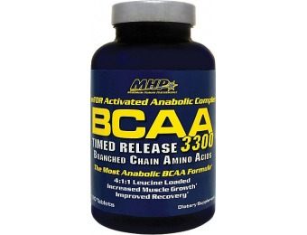 67% off BCAA 3300 Amino Acid Supplement