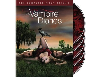 71% off The Vampire Diaries: Complete First Season DVD