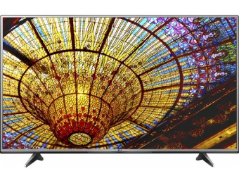 "$451 off LG 55UH6150 55"" LED 2160p Smart 4K Ultra HD TV"