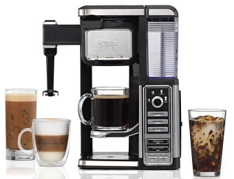 $60 off Ninja Coffee Bar Single-Serve System (CF112)