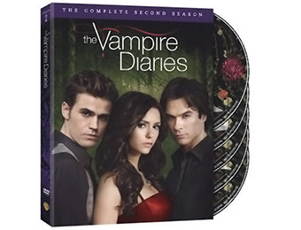 71% off The Vampire Diaries: Complete Second Season DVD
