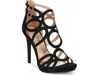 76% off Report Triton Caged Dress Sandals, Women's Shoes