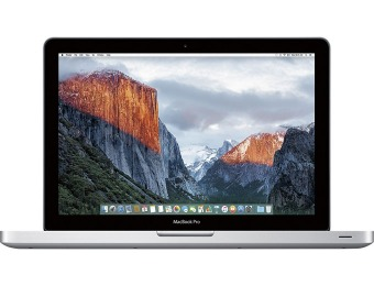 "$200 off Apple MacBook Pro MD101LL/A 13.3"" Laptop"