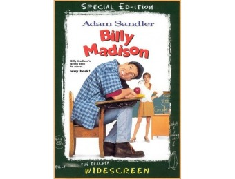 75% off Billy Madison Special Edition (DVD)