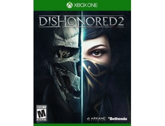 43% off Bethesda Softworks Dishonored 2 - Xbox One