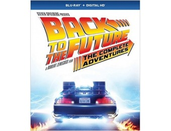 56% off Back to the Future: The Complete Adventures (Blu-ray)
