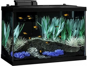 $33 off Tetra Aquarium Kit, 20 gallon, Color Fusion