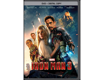 37% off Iron Man 3 (DVD + Digital Copy), pre-order, 9/24 release