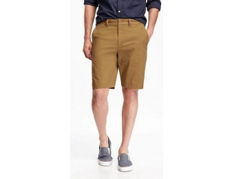 73% off Old Navy Built In Flex Ultimate Slim Shorts For Men 10""