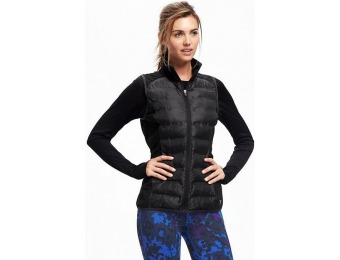 67% off Old Navy Quilted Performance Vest For Women