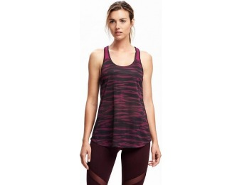 65% off Old Navy Go Dry Mesh Straps Tank For Women