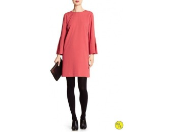 75% off Banana Republic Womens Factory Bell Sleeved Shift Dress