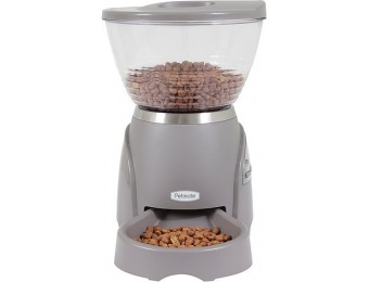 64% off Petmate Programmable Pet Feeder, 5 lbs.