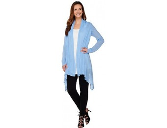 68% off Layers by Lizden Whisperlush Open Front Cardigan