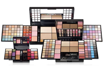 Complete Set of 3 Makeup Palettes - $350 value - 251 pieces