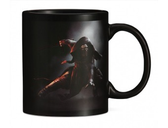 80% off Star Wars Kylo Ren Heat Change Mug