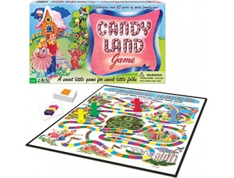 61% off Candy Land 65th Anniversary Game