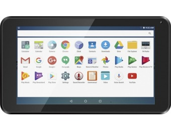 "50% off DigiLand DL721 Android 6.0 7"" Tablet - 16GB"