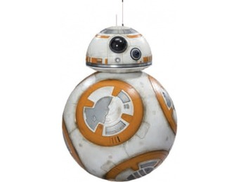81% off Hallmark Bronze and White BB-8 Ornament 1HCM9892