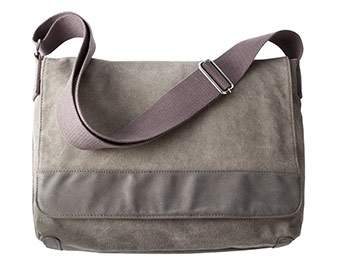 35% off Merona Men's Olive Messenger Bag