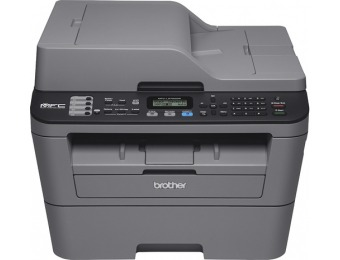 $80 off Brother MFC-L2700DW Wireless All-in-One Laser Printer