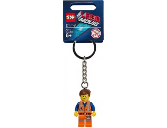 67% off The Lego Movie Emmet Key Chain (850894)