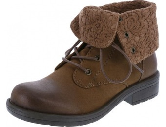 83% off Women's Crochet Oliver Boot
