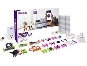 52% off littleBits Electronics Smart Home Kit