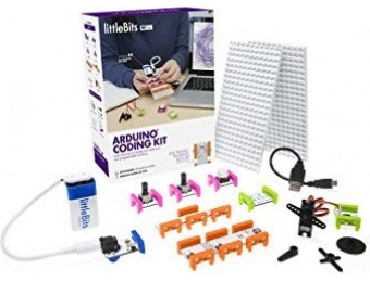 32% off littleBits Electronics Arduino Coding Kit