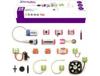 $39 off littleBits Electronics Premium Kit